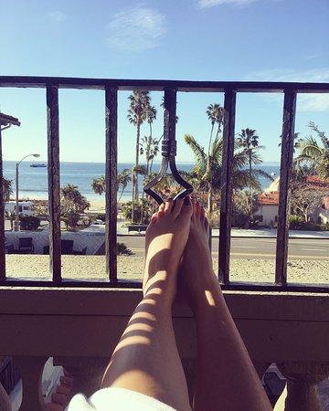 Hyatt Centric Santa Barbara: Relaxing