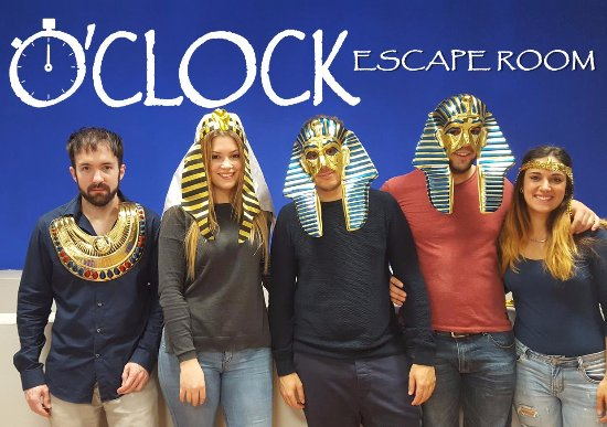 O'Clock Escape Room