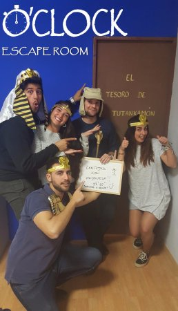 Escape Room Dos Hermanas