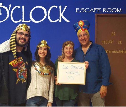 O'Clock Escape Room