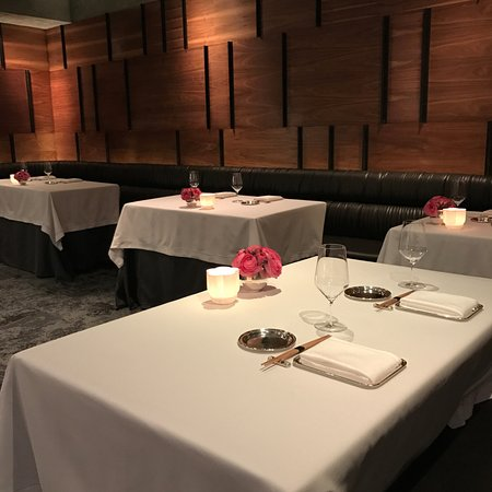 Chefs Table At Brooklyn Fare Dining Room
