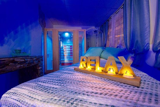 Bellezza Made in Italy: Spa Room