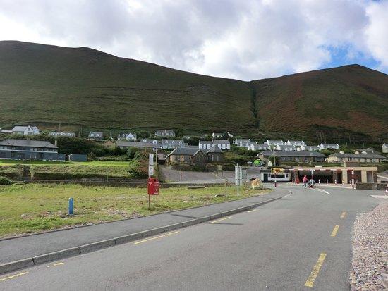 Glenbeigh, Ireland: Blick vom Parkplatz