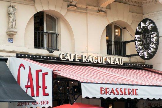 Ragueneau Cafe Paris