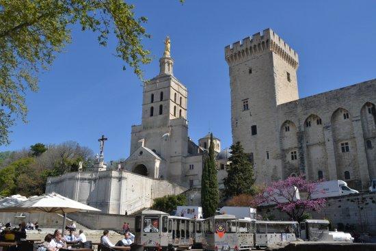 Kyriad Avignon - Palais Des Papes : Palace du Papes