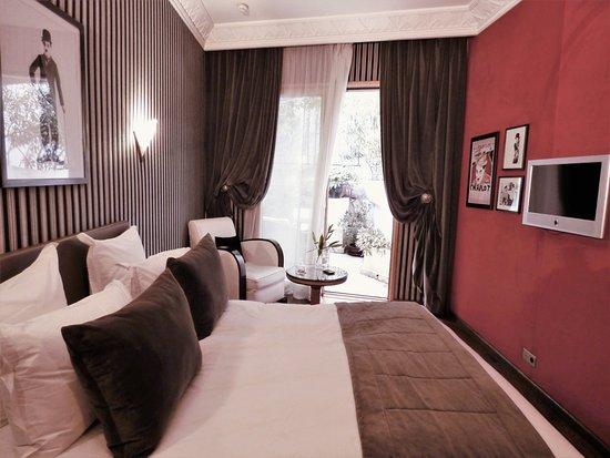 Hotel & Spa Le Doge: Charlie Chaplin Room