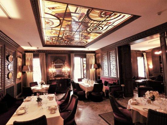 Hotel & Spa Le Doge: The Jasmine restaurant