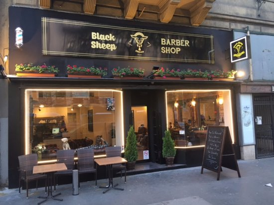 Black Sheep Classic Barber Shop