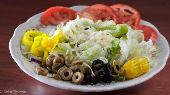 Kokomo, IN: Tossed Salad