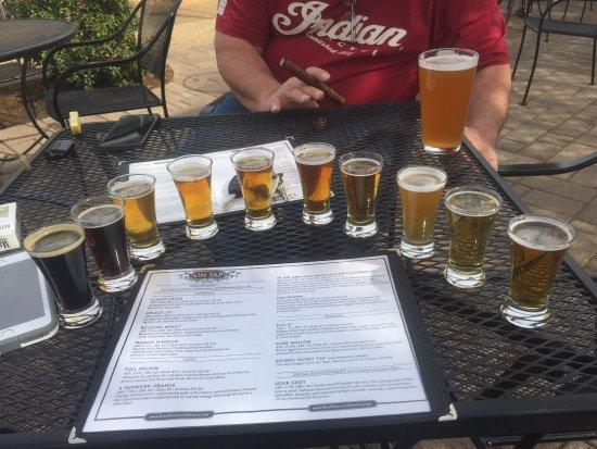 Afton, VA: Blue Mountain Brewery