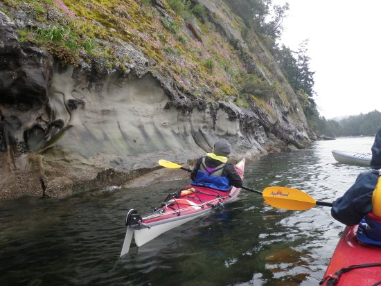 Isla Galiano, Canadá: benefitting from Chessi's understanding of nature on Galiano