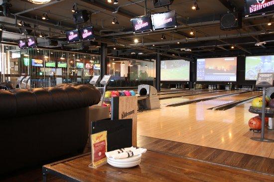 The Ballroom Bowl