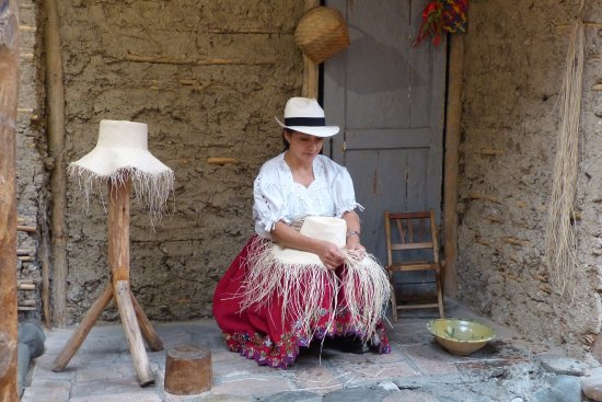 Homero Ortega: All hats are hand weaved