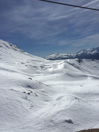 Club Med Valmorel: Awesome snow everyday
