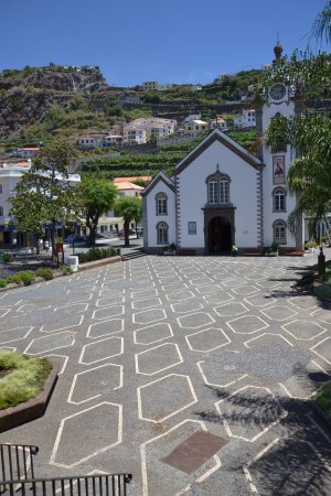 Ribeira Brava, Portekiz: centrale plein