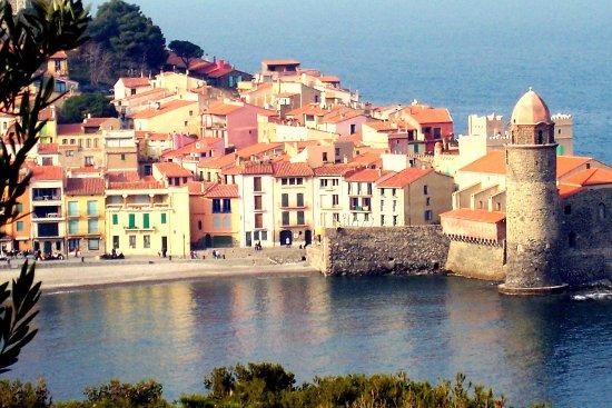 Ortaffa, France: Le ravissant port de Collioure là ou est né le Fauvisme