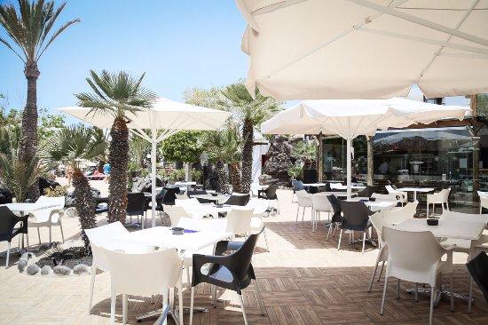 H10 Suites Lanzarote Gardens: Bar Piscina Paradise