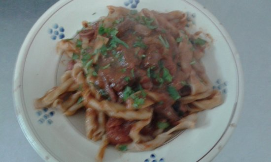 Andrano, Italia: Lu Spilu e i suoi piatti
