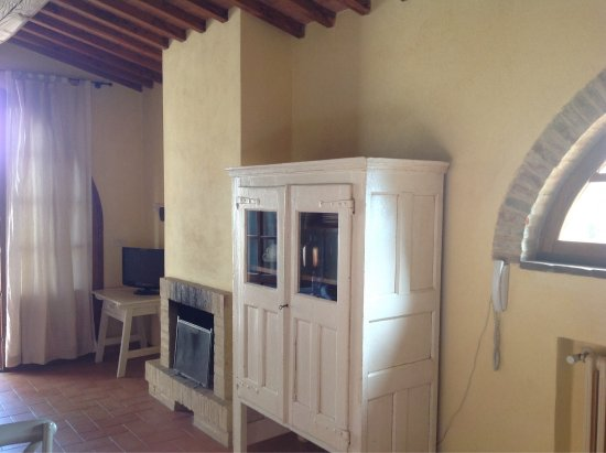 Inside the small one bedroom apartment - Picture of Borgo di ...