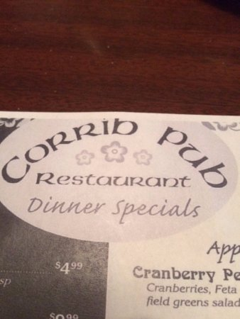 Corrib Pub and Restaurant