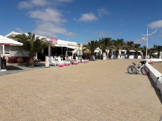 Playa Honda, Spagna: Вход
