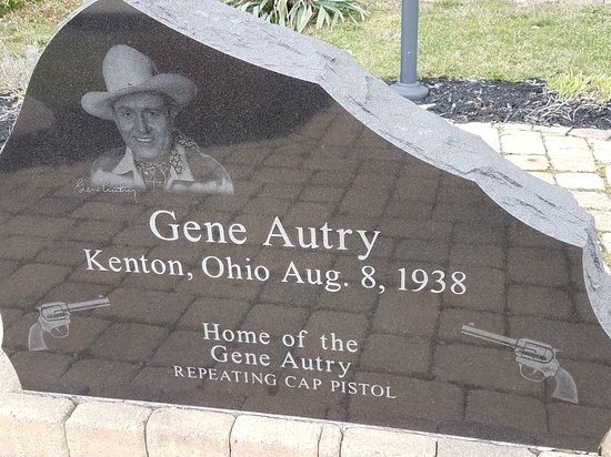 ‪‪Kenton‬, ‪Ohio‬: Gene Autry Park‬