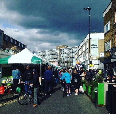 Well street market