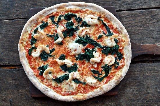 Oliveto at Haddington House: Oliveto Pizza