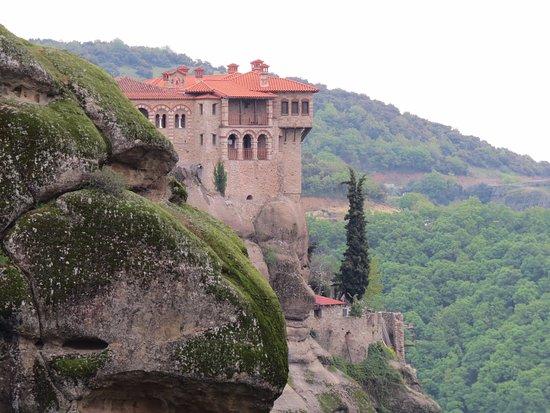 Spiros Taxi & Tours: Meteora