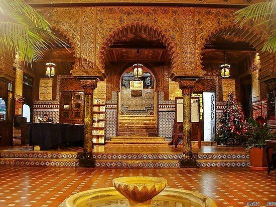 Casa do Alentejo: ingresso centrale