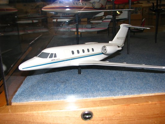 Cessna Citation Iii 650 Business Jet Model изображение