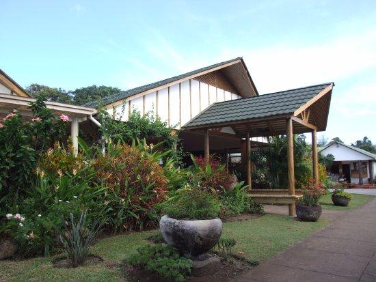 O'tai Hotel: Locale colazione