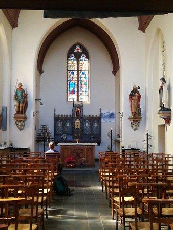Ronse, België: interieur