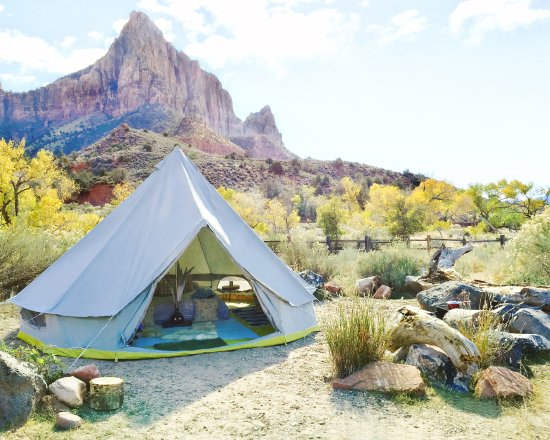 MOONLIGHT OASIS Glamping & Camping at Zion