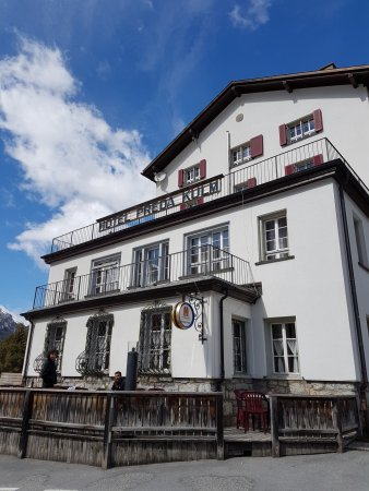 Preda, Switzerland: hôtel