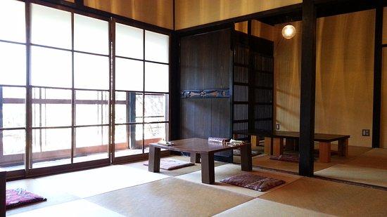 Tamba, Japón: お座敷です。
