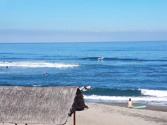 Kahuna Beach Resort and Spa: Surf's up!