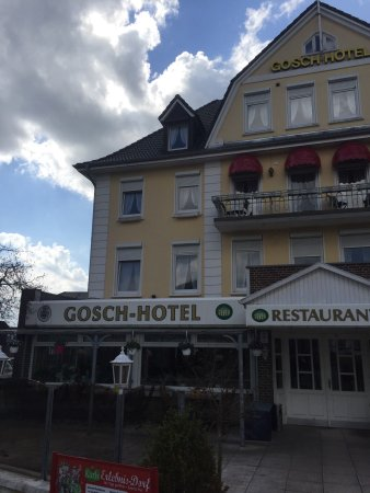 Grömitz, Deutschland: Gosch Hotel