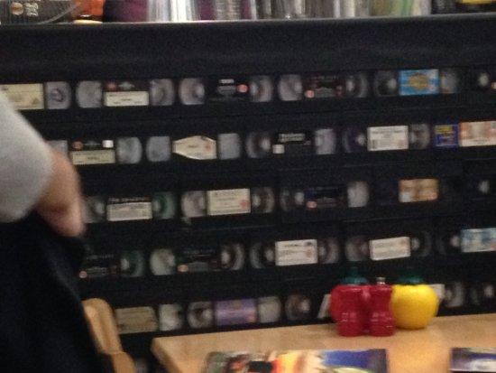 Atomic Burger: Video tape counter
