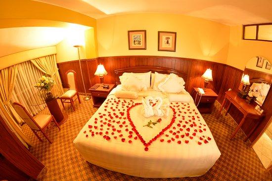 Foto de Hotel El Tumi Huaraz Habitacin Suite Decorada para
