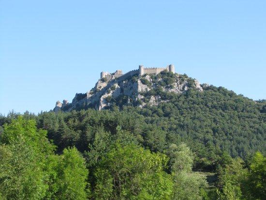 Lapradelle-Puilaurens, France : Chateau de Puilaurens - Gabriel Lothe