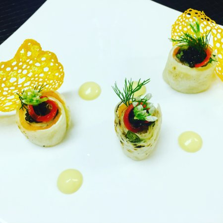 amuse bouche picture of the palm cuisine phuket