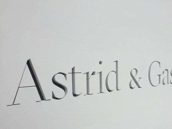 Astrid & Gaston: Logo