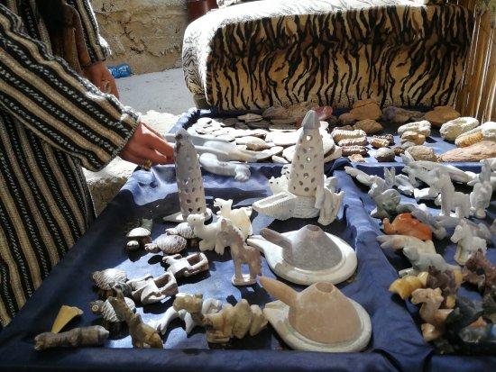 Le Beau Site Ourika : تحف وهدايا ضمن منطقة الشلال