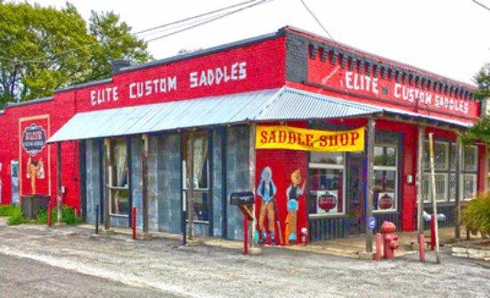 Tioga, TX: Elite Custom Saddles Storefront