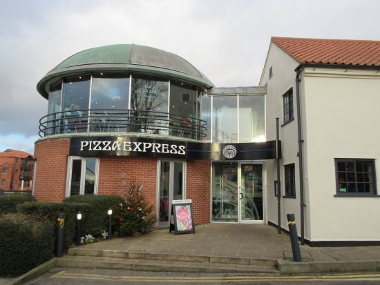 Pizza Express Newark On Trent The Whrf Menu Prices