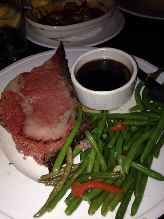 East Windsor, NJ: Prime rib duchess cut