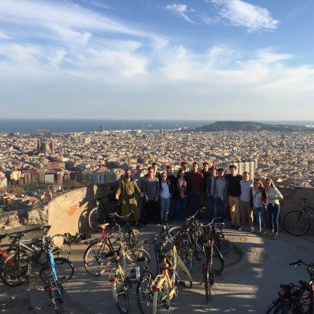 Barcelona Biking Tours