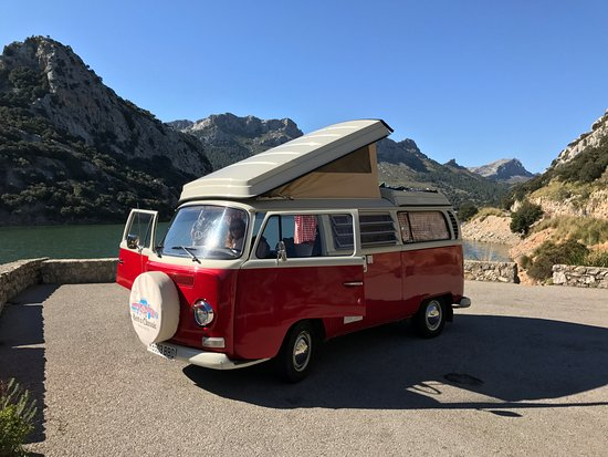Rent a Classic Mallorca: Waking up in the Serra de Tramuntana