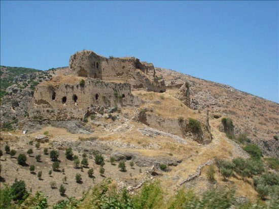 Bagras Fortress